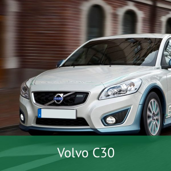 Volvo C30 Charging Cables