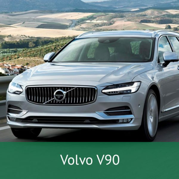 Volvo V90 Charging Cables