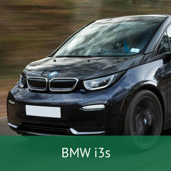 BMW i3s Charging Cables