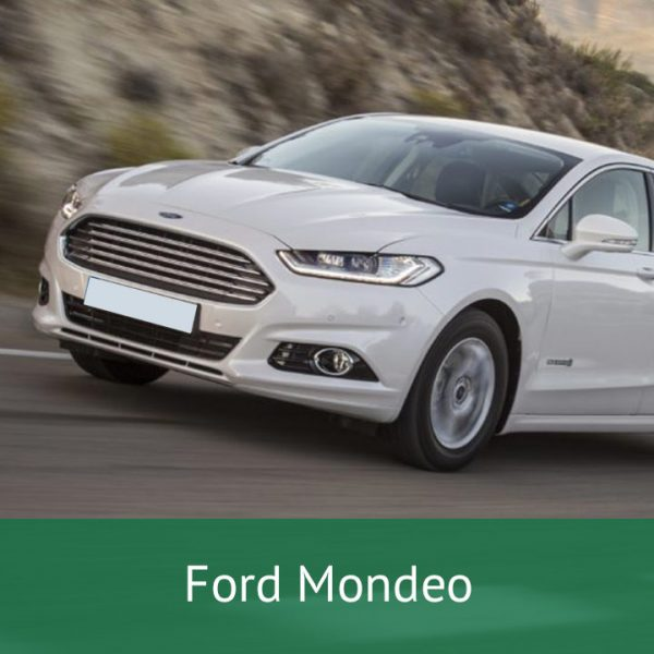 Ford Mondeo Charging Cables
