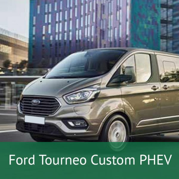 Ford Tourneo Custom PHEV Charging Cables