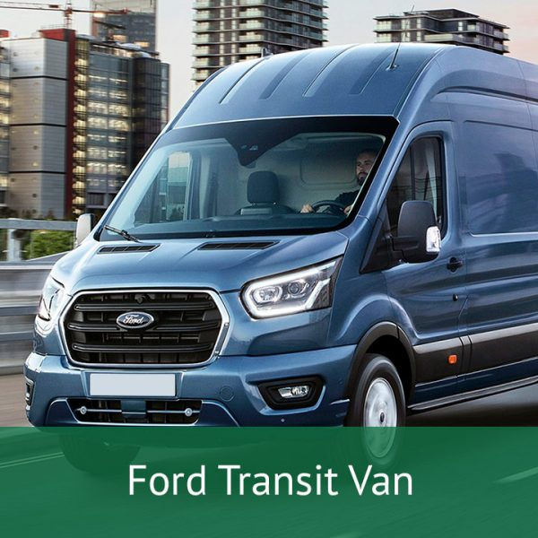 Ford Transit Van Charging Cables