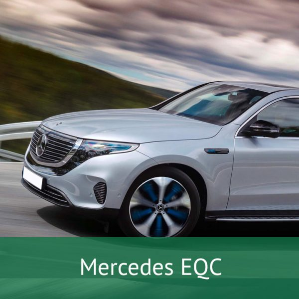 Mercedes EQC Charging Cables