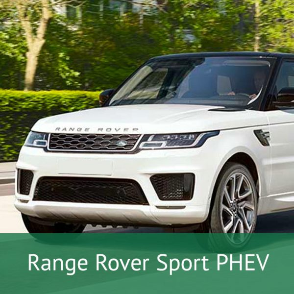 Range Rover Sport PHEV Charging Cables