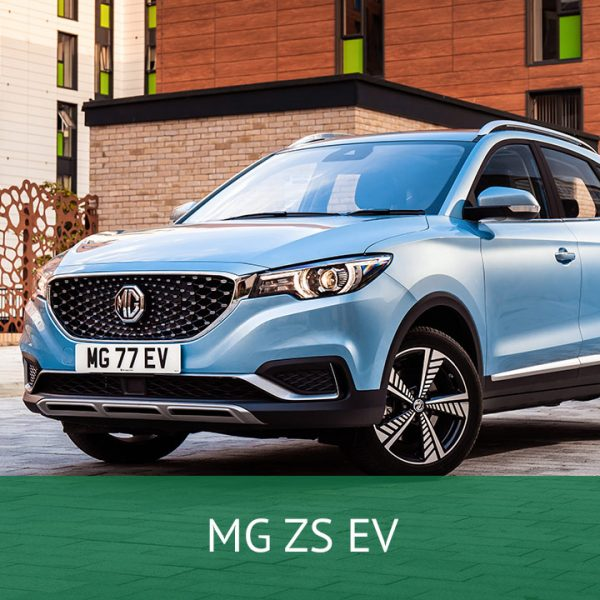 MG ZS EV Electric Vehicle Charging Cables