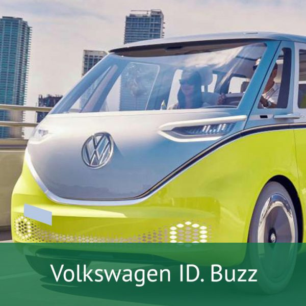 Volkswagen ID. Buzz Charging Cables