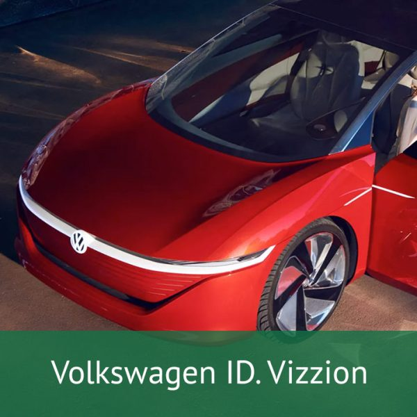 Volkswagen ID. Vizzion Charging Cables
