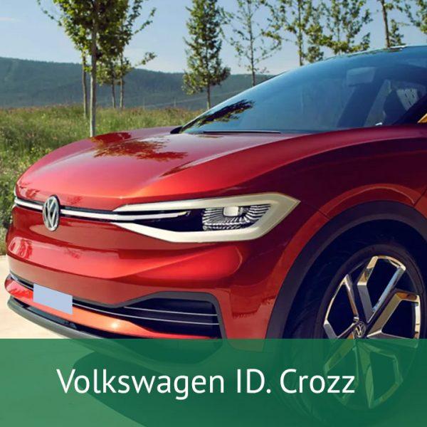 Volkswagen ID. Crozz Charging Cables