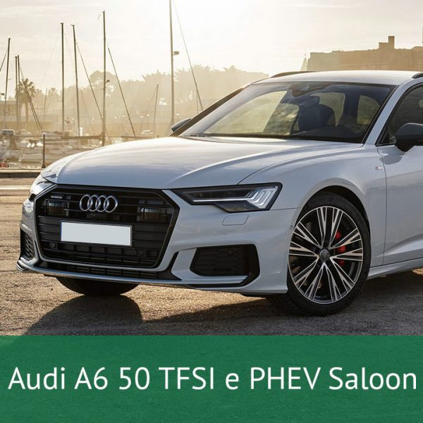 Audi A6 50 TFSI e PHEV Saloon Charging Cables