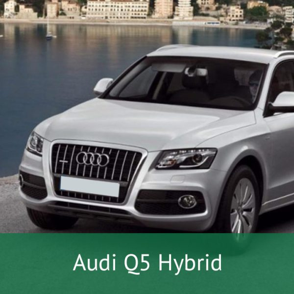 Audi Q5 Hybrid Charging Cables