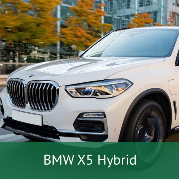 BMW X5 Hybrid Charging Cables