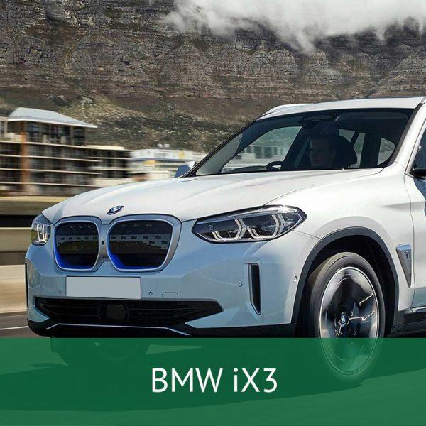 BMW iX3 Charging Cables